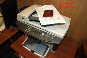 Помощь в оформлении загранпаспорта в Москве